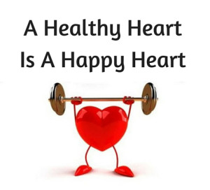 A Healthy Heart Is A Happy Heart - Dr. Lisa Lewis